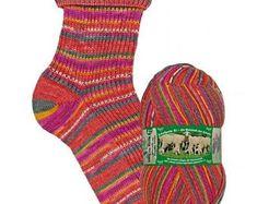 Sock Yarn Knitting Crochet Book Rowcounter Rings Hooks by PurpleValleyYarn Free Crochet, Knit Crochet, Crochet Supplies, Crochet Books, Yarn Shop, Sock Yarn, Cross Stitch Kits, Vintage Patterns, Knitting Socks