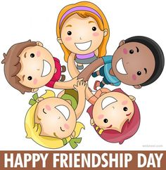 Happy Friendship Day will be celebrated on 30 July. Here you can find best friendship day Images Pictures Quotes Wishes SMS Sayings And cards. Happy Friendship Day Images, Friendship Day Wishes, Friendship Day Special, Cliparts Free, Friends Clipart, Free Clipart Images, School Clipart, Clip Art, Whatsapp Dp