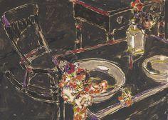 The Rocking Chair, c. 1931-1932, David B. Milne
