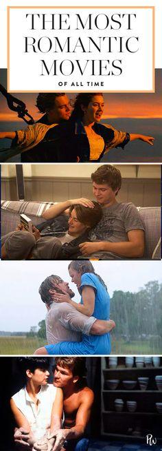 30 of the Most Romantic Movies of All Time #romanticmovies #bestmovies #bucketlist #romantic