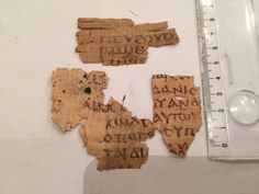 eBay item number:222124476367 Greek-Roman Or Coptic Rare Egyptian PAPYRUS TEXT FRAGMENTS  Material:ancient papyrus text Provenance:FOR STUDY PURPOSE ebuyerrrr Starting bid $ 1,000 22/5/2016