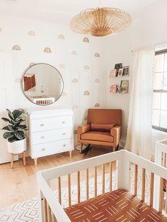Home Decor Living Room .Home Decor Living Room Nursery Twins, Baby Nursery Decor, Baby Bedroom, Nursery Neutral, Nursery Room, Kids Bedroom, Rainbow Nursery Decor, Twin Baby Rooms, Orange Nursery