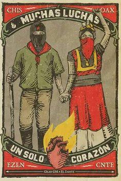 LA VOZ DEL ANÁHUAC-SEXTA X LA LIBRE: EZLN-CNI: PARTE DE GUERRA Y DE RESISTENCIA # 44.  ...