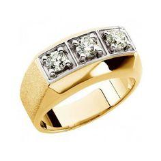 1.00 ct Men's Diamond Ring