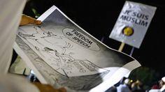 In the memory of Charlie Hebdo