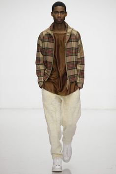Image result for mens tartan trend fall 2016