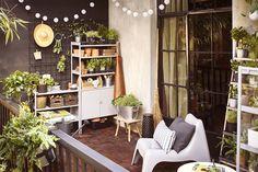 Bohemian Balkon Inrichting : Beste afbeeldingen van balkon tuin