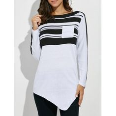 a582c8e8be3 Draws up the eye to neckline and sleeves, flattering asymmetrical hem for  apple shapes. Cheap Womens ...