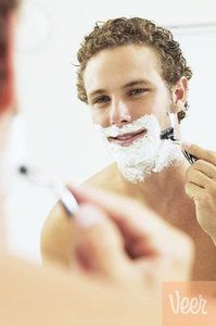 Exotic Men's aftershave recipe  Ingredients:  1. 3 tablespoons witch hazel  2. 5 tablespoons cider vinegar  3. 5 tablespoons orange flower water  4. 15 drops bergamot essential/fragrance oil  5. 10 drops lemon essential/fragrance oil  6. 8 drops neroli essential/fragrance oil    Directions:  Combine all the ingredients into a bottle, shake well. Set aside for 1 week. Shake once a day. Store in a cool dark area.