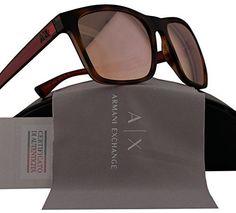 Armani   Exchange AX4063S     Les lunettes de soleil Emporio Armani sont  faites de 2ad073b2c98d