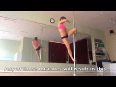 Cupid Tips & Tricks by Aerial Amy #poledance #poletricks