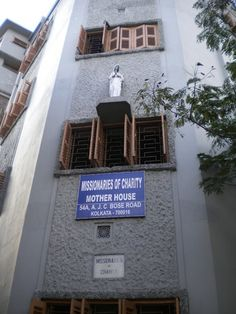 Missionaries of Charity headquarters in Kolkata, India