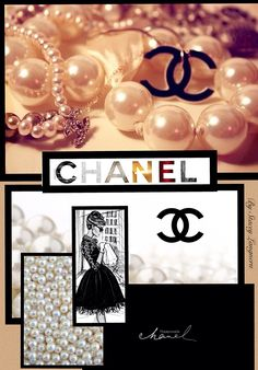 Collage by Stacey Langner Rose Gold Wallpaper, Apple Wallpaper, Chanel No 5, Coco Chanel, Phone Wallpaper Design, Iphone Wallpaper, Chanel Background, Chanel Wallpapers, Chanel Store