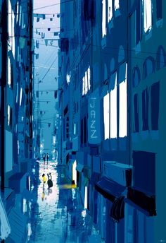 love it...... The After Show by Pascal Campion