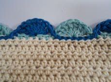 59 Free Crochet Edging Patterns ✿Teresa Restegui http://www.pinterest.com/teretegui/✿ #crochetedgings