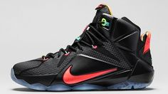 "ad5dc91872f8 The Nike LeBron 12 ""Data"" will release on December after all. With the NSRL  colorway being postponed in October"