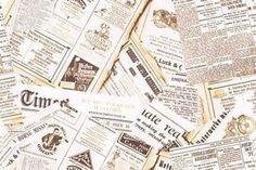 Newspapers декор d1d130, декор newspapers  d1d130