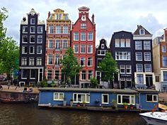 Amsterdam, one of the friendliest city I have been to. I wish I could off stayed longer
