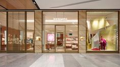 Hermes reports secon