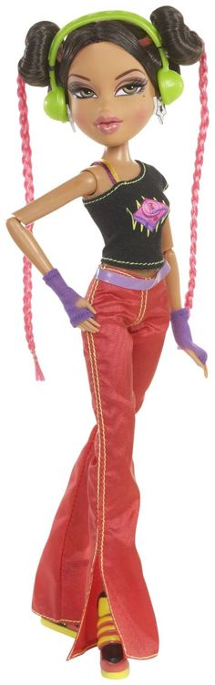 bratz passion barbie | ... bratz my passion doll yasmin bratz girls are leaders game changers and