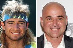 """""""The real tragedy in my decline was happening during my success—it was the disconnect I felt from the game. Despite being good at it, I had a deep … Celebrities Then And Now, Young Celebrities, Celebs, Benjamin Becker, Then And Now Photos, Tennis Legends, Tennis Stars, Beautiful Costumes, Celebrity"""