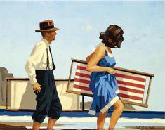 Jack Vettriano, 1951 | Realist / Figurative / Genre painter | Tutt'Art@