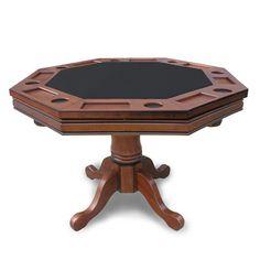 Hathaway Games Kingston 3 In 1 Poker Table | Wayfair