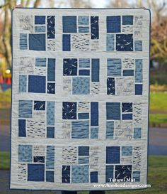 1000 Images About Blue And White Quilts On Pinterest