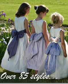 We design some of the best styles in every price budget in 200 silk colors starting at $99. Likely the best thing about Pegeen is the ability to mix and match colors. Choose up to three colors for the bodice, sash and skirt. Visit Pegeen.com or call or chat. #PegeenFlowerGirl #flowergirl #flowergirldresses #flowergirldress #girlsdresses #wedding #weddings #batmitzvahdresses #jewishweddings #kidscouture #bestflowergirlever #kidsfashion #tulledress #tulledresses