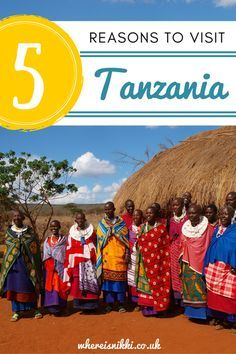 This is Tanzania - Five Reasons to Visit