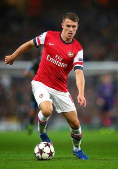 ~ Aaron Ramsey on Arsenal FC ~