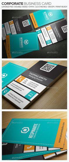 Corporate Business Card - RA61