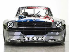 Hoonicorn 2.0. We boosted it - twice - then fed it meth. Methanol, that is. It's WILD. See it making methmallows here: https://youtu.be/UnQwxhG4ETQ   #twinturbo #AWD #hoonicornboostedonmeth #1400hp