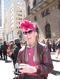 NYC 5th Ave Easter Parade 2014