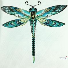 From Enchanted Forest Coloring Book by Johanna Brasford.