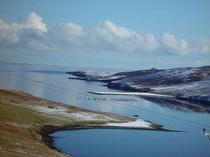 Muckle Ayre, Dales Voe, Shetland Scotland (C) John Dally :: Geograph Britain and Ireland