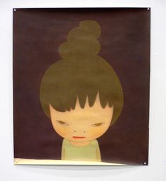 2001? Nara Yoshitomo, Photo Illustration, Illustrations, Picture Engraving, Aichi, Origins, My Works, Painting & Drawing, Amazing Art