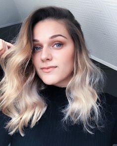 Retouches réalisées avec VSCO Application Indispensable, Applications, Hair Makeup, Long Hair Styles, Vsco, Beauty, Tips, Blog, Instagram Tips