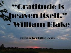 What gratitude really is!