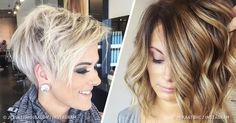 12 Hairstyles That Give Thin Hair Outstanding Volume Haircuts For Fine Hair, Straight Hairstyles, Modern Hairstyles, Cool Hairstyles, Corte Pixie, Natural Hair Styles, Short Hair Styles, Classic Haircut, Hair Loss Women
