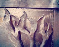 stylized forged leafs