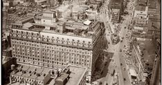 The Hotel Astor, Times Square, New York City, circa 1916