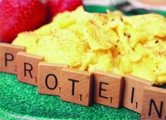 A high-protein meal in the morning can help your child learn through the rest of the day.