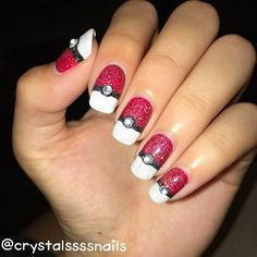 Want Pokemon Go nails? We've picked out the 10 cutest Pokemon Go nail art designs on GLAMOUR.com (UK)
