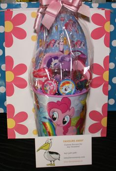 My Little Pony #lootbags by #Favours Away.