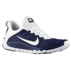 faux commercialisables en ligne Nike Free Trainer 5.0 Chaussures De Formation Des Hommes Tb - Bleu Marine / Blanc Rayé boutique en ligne Pxrbp5Tx7