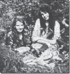 """1917 Elsie Wright 16, & Frances Griffiths 10, (pictured) from the Yorkshire village of Cottingley claimed they saw & played with fairies near a brook. Borrowing a camera they took photos which came to the attention of Sir Arthur Conan Doyle. He wrote """"The Coming of the Fairies"""" (1922). Evidence for the genuineness of the photos was strong. Skeptics gave explanations (all proved wrong). A study in the 1980s found the source and means of the hoax. The women admitted the hoax shortly before…"""