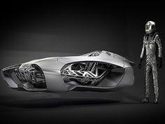 L'impression 3D continue son bout de chemin. Après avoir refait le visage d'un individu, la technologie s'immisce dans l'univers automobile. La dernière création qui en découle est une carrosserie futuriste qui offre un aperçu des voitures de dema...