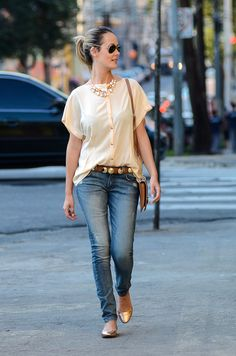 Street style #tvz #casual #jeans