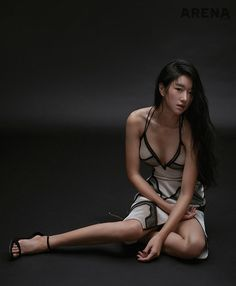 Seo Ye Ji did an interview and these beautiful photos for the September issue of Arena, check it out! Korean Actresses, Asian Actors, Korean Actors, Korean Beauty Girls, Korean Girl, Asian Beauty, Moorim School, Human Poses Reference, Female Poses